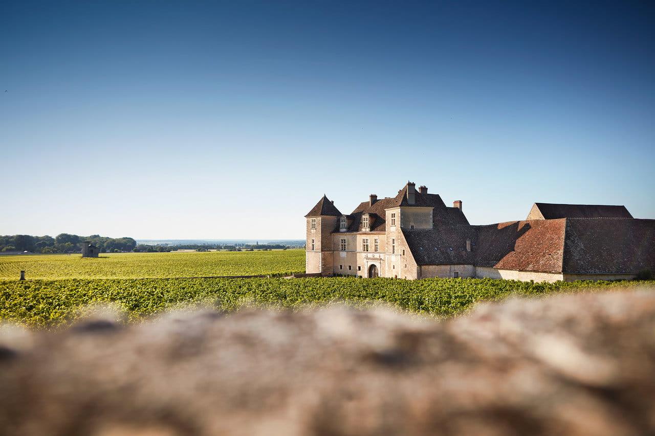 Galerie d'images du Château du clos de Vougeot