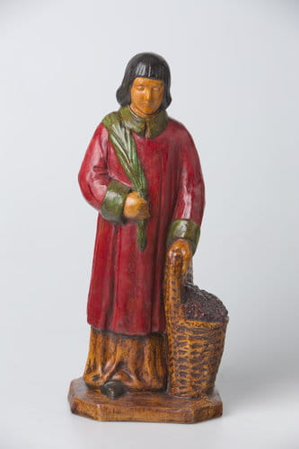 Statuette of Saint-Vincent